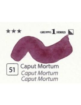 Acquerelli Porto Azzurro ml.20 n.51 Caput Mortum