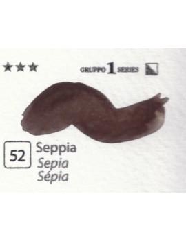 Acquerelli Porto Azzurro ml.20 n.52 Seppia