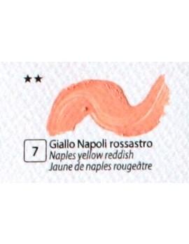 BETACOLOR N.7 GIALLO NAPOLI ROSSASTRO