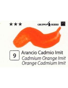 Acquerelli Porto Azzurro ml.20 n.9 Arancio Cadmio imit.
