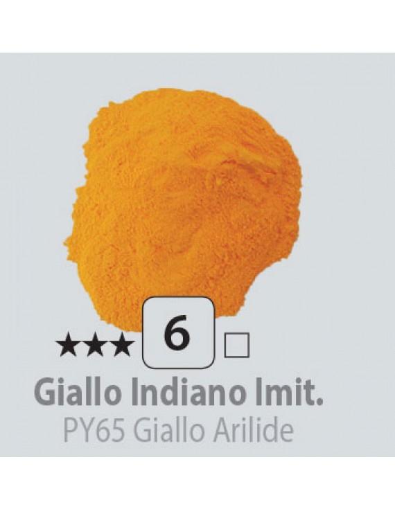 PIGMENTI IN POLVERE 125 ML N.6 GIALLO INDIANO IMITAZIONE