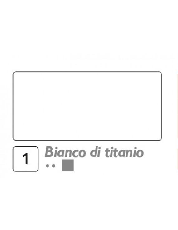 COLORE ACRILICO  ART STUDIO N.1 BIANCO TITANIO 100 ML