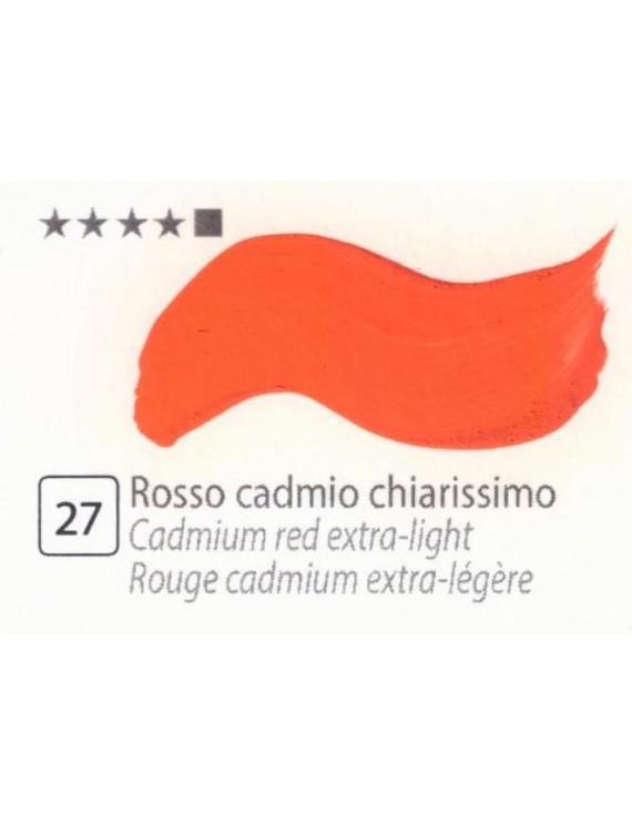 COLORI AD OLIO GOYA 35 ml. ROSSO CADMIO CHIARISSIMO