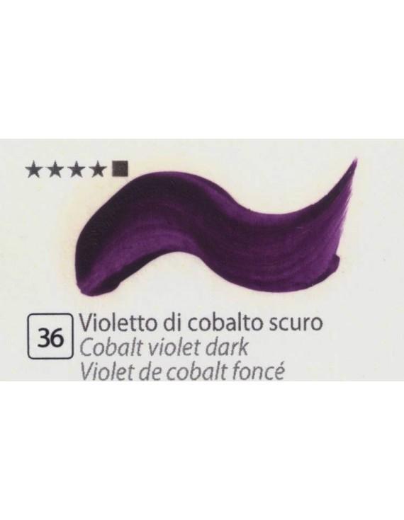 COLORI AD OLIO GOYA 35 ml. VIOLETTO DI COBALTO SCURO