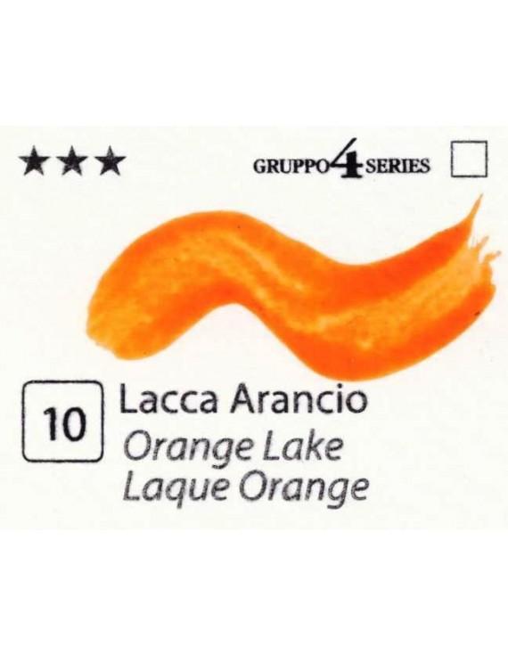 Acquerelli Porto Azzurro ml.20 n.10 Lacca Arancio
