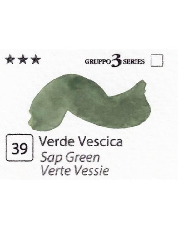 Acquerelli Porto Azzurro ml.20 n.39 Verde Vescica