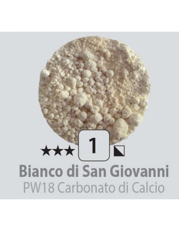 Bianco di San Giovanni PW18 Carbonato di Calcio 125 ml