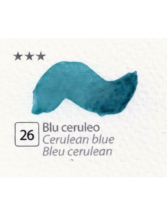 ACQUERELLI  IN GODET 1,5 ML  N.26 BLU CERULEO