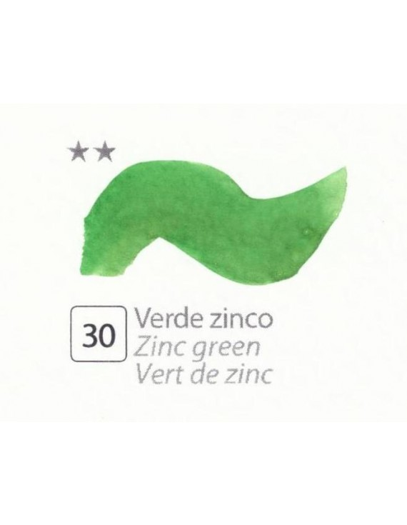 ACQUERELLI  IN GODET 1,5 ML  N.30 VERDE ZINCO