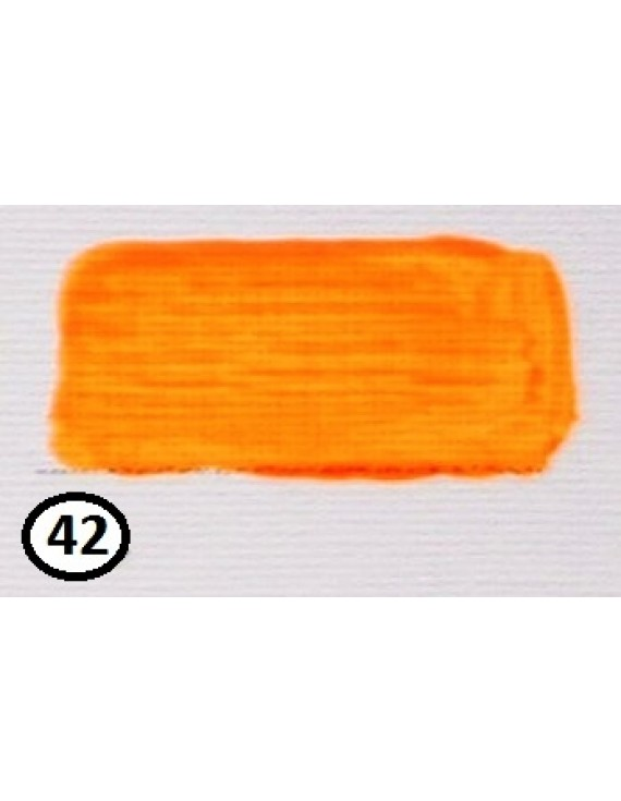 ACRITEX COLORE FLUORESCENTE/METALLIZZATO PER STOFFA N42 ARANCIO 50ML