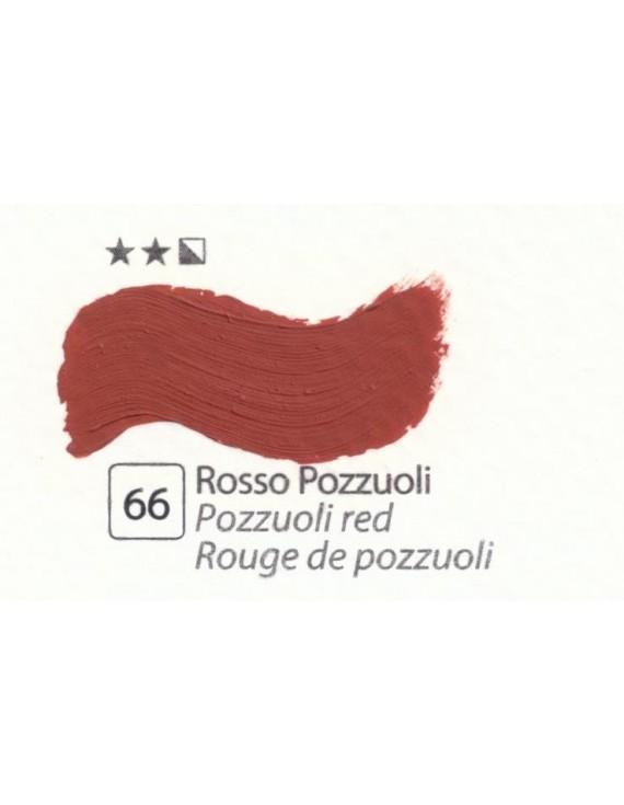 COLORI AD OLIO Serie Accademia N.66 ROSSO POZZUOLI
