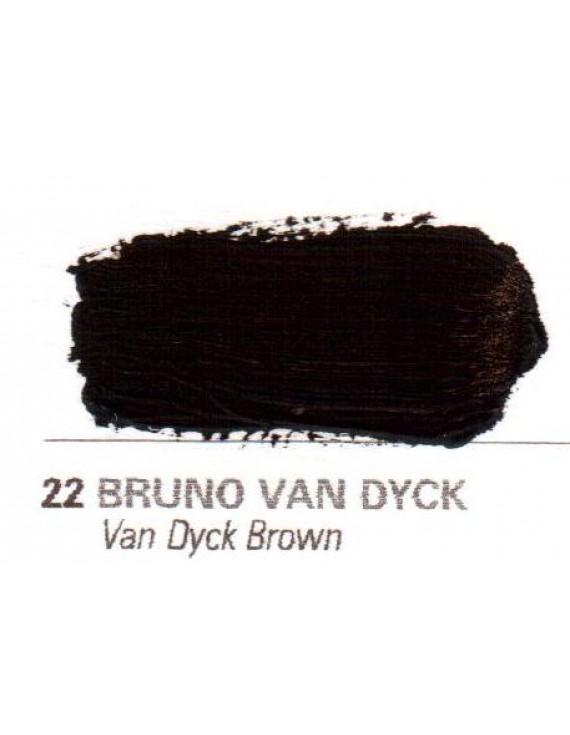 Colori a vernice 35 ml. Bruno van dyck