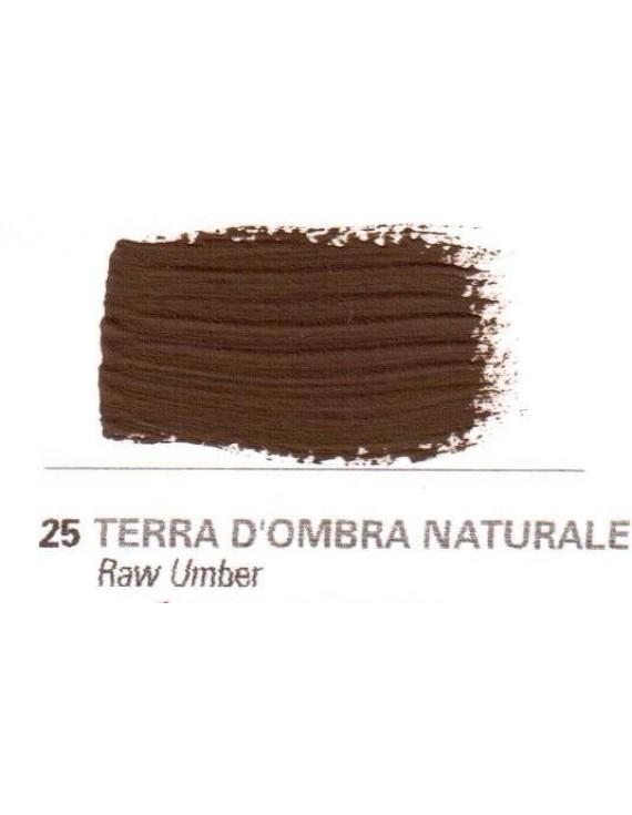 Colori a vernice 35 ml. Terra d'ombra naturale