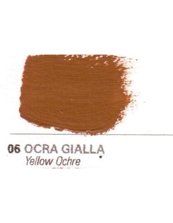 Colori a vernice 35 ml. Ocra gialla