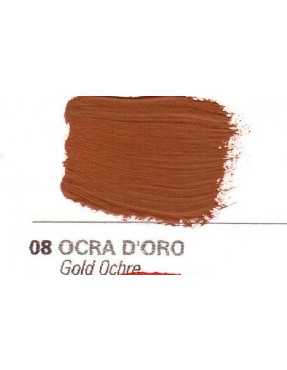 Colori a vernice 35 ml. Ocra d'oro