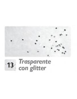 VERNICE IMITAZIONE GHIACCIO ML.125 TRASPARENTE CON GLITTER