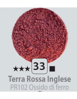 PIGMENTI IN POLVERE 125 ML N.33 TERRA ROSSA INGLESE