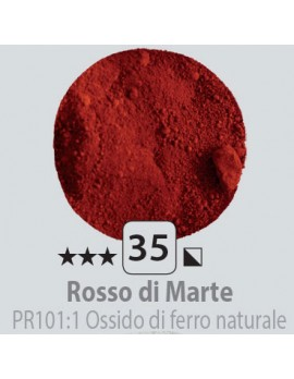 PIGMENTI IN POLVERE 125 ML N.35 ROSSO DI MARTE