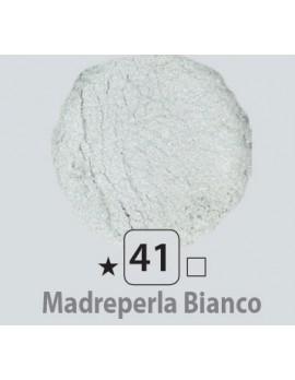 PIGMENTI IN POLVERE 125 ML N.41 MADREPERLA BIANCO