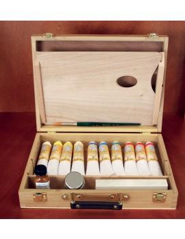 Cassetta completa in legno - Betacril