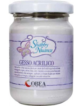 SHABBY NUANCE GESSO ACRILICO 125 ML