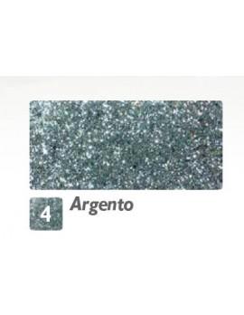 POLVERE DI FATA GLITTER IN POLVERE ARGENTO 600ML.