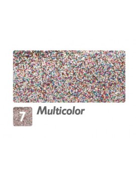 POLVERE DI FATA GLITTER IN POLVERE MULTICOLOR 80ML.