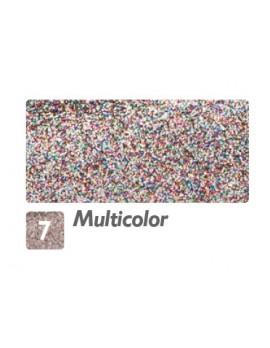 POLVERE DI FATA GLITTER IN POLVERE MULTICOLOR 600ML.