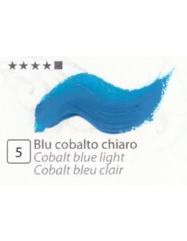 COLORI AD OLIO GOYA 35 ml. BLU COBALTO CHIARO