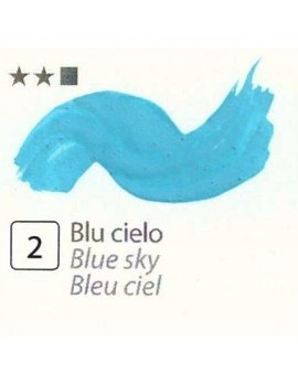 TEMPERA FINISSIMA ml.20 BLU CIELO