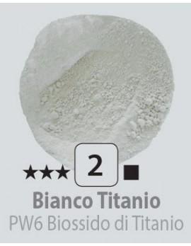 PIGMENTI IN POLVERE 125 ML N.2 BIANCO DI TITANIO