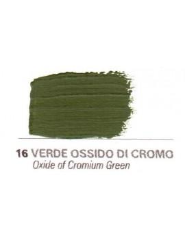 Colori a vernice 35 ml. Verde ossido cromo