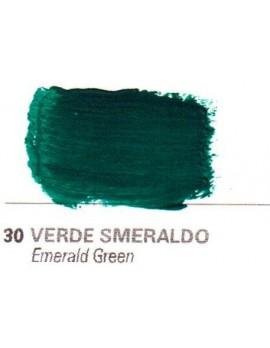 Colori a vernice 35 ml. Verde smeraldo